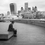London city street photography workshop