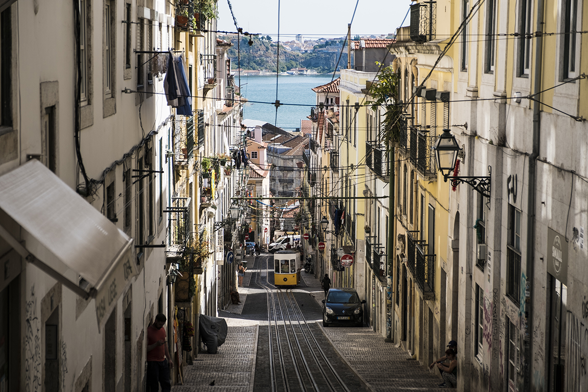 Lisbon travel and street photography workshops