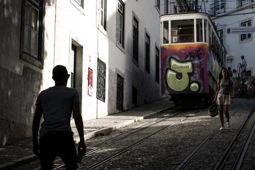 Lisbon street photography workshops