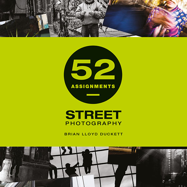 New book – street photography projects