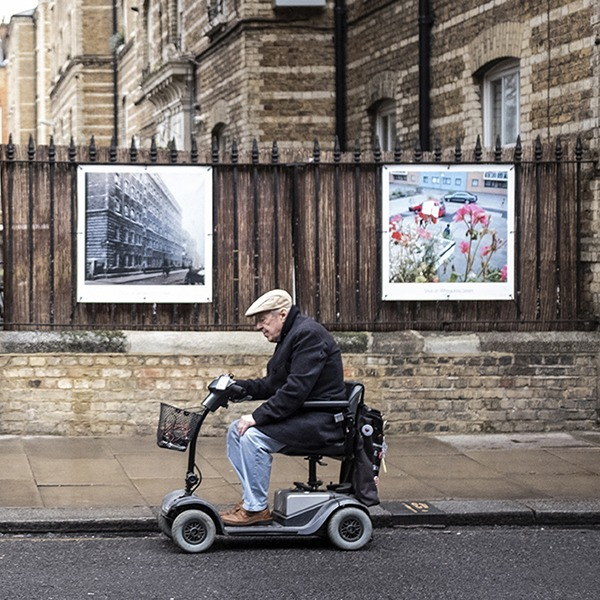 Shoreditch street photography workshop June 2020