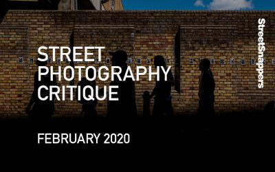 New street photography video – February critique