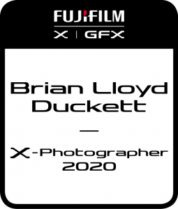 Brian Lloyd Duckett Fujifilm X Photographer