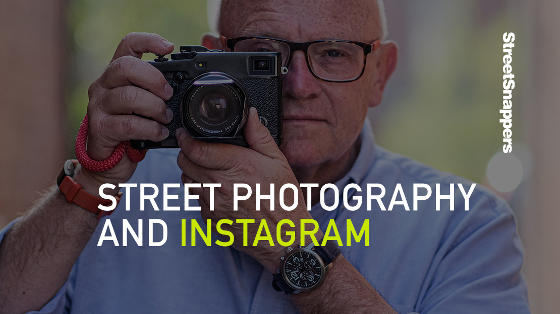 Street Photography on Instagram