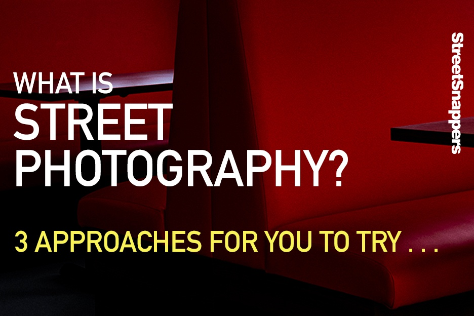 What is street photography?