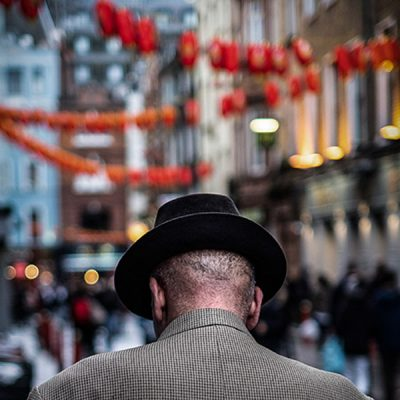 Soho street photography workshop