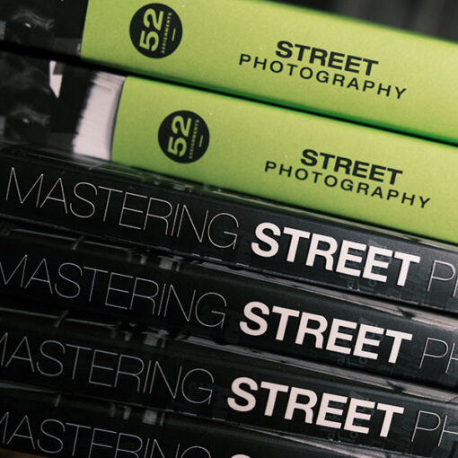 street photography books UK
