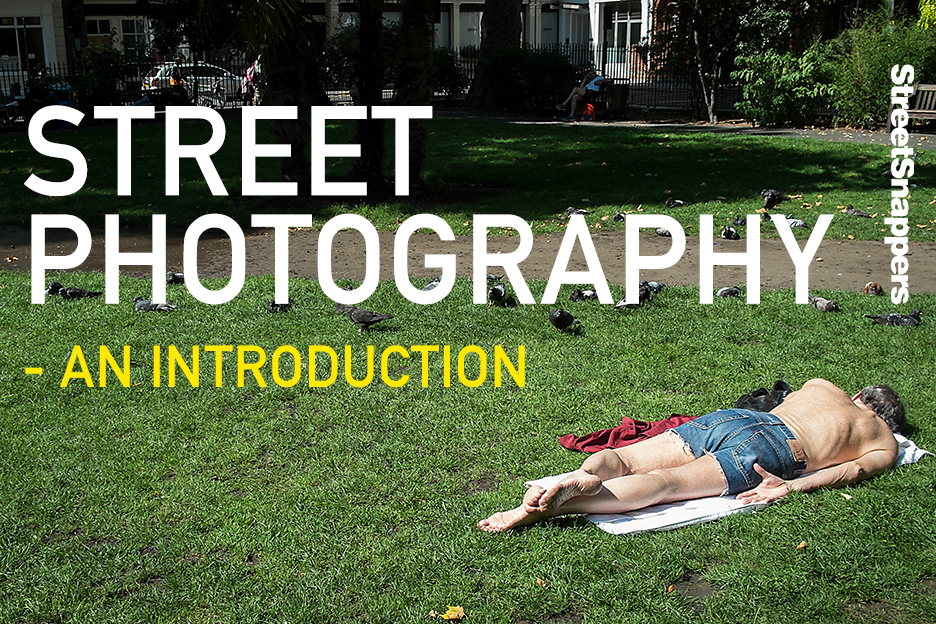 Latest video: Introduction to Street Photography