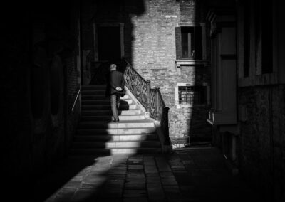 Private street photography workshops in Venice
