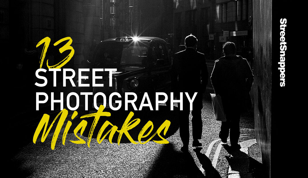 New video: your street photography mistakes